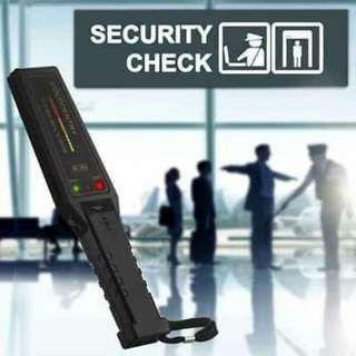 GC-1002 Handheld Metal Detector Safety Inspection Instrument Security Scanner