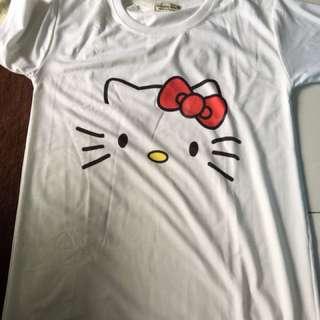 Hello Kitty T-shirt @ $6 each