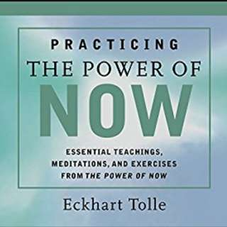 eBook - The Power of Now by Eckhart Tolle