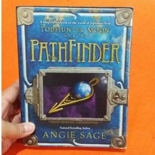 Pathfinder by Angie Sage