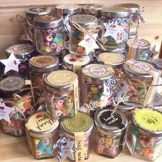 Handmade 糖 結婚禮物 散水餅 公司禮物