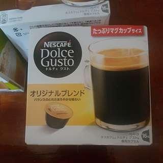 日版 Nescafe Capsule Original Blend