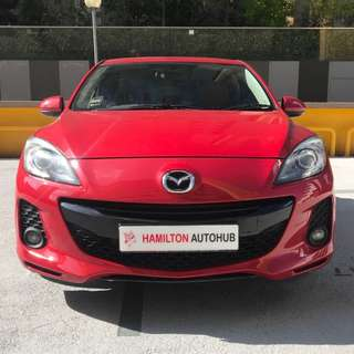 MAZDA 3 SP 1.6L A/T HATCHBACK