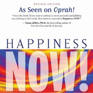 eBook - Happiness Now by Robert Holden