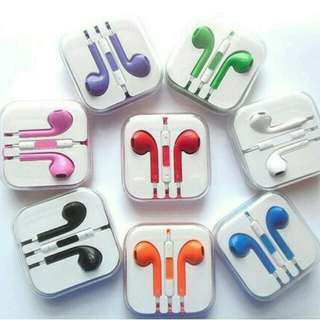 Handsfree iPhone 5 - Rainbow Colours