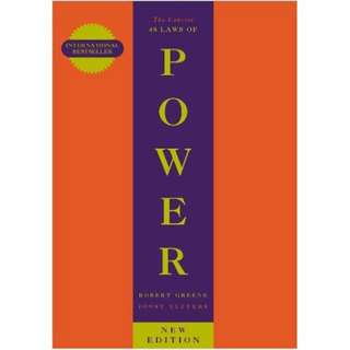 eBook - The 48 Laws of Power by Robert Greene