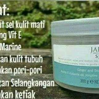 Ginger and sea salt jafra