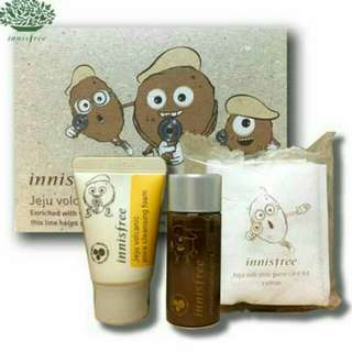 Innisfree Jeju Volcanic Pore Care Kit