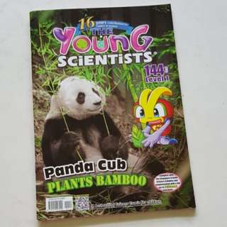1502 NEW The Young Scientists #144 Level 1