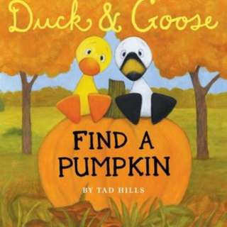eBook - Duck and Goose Find a Pumpkin by Tad Hills