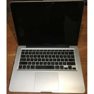 MacBook Pro 13.3-inch 2.4GHz and LED widescreen. (Mid 2010 model) Repriced