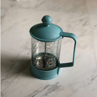 Peanuts Worldwide Light Blue French Press Coffee Maker 330mL from TYPO