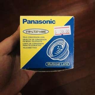 Panasonic VW-LT3714ME Tele Conversion Lens