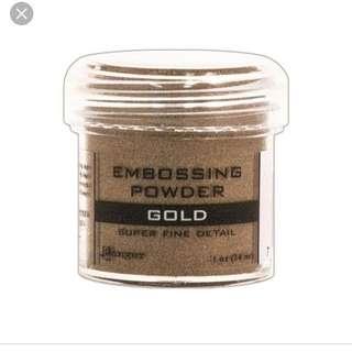 [BRAND NEW] Ranger Embossing Powder