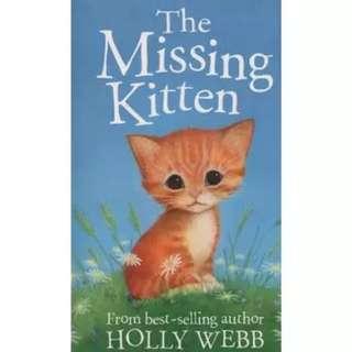 eBook - The Missing Kitten by Holly Webb