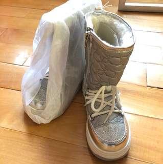 H&M kid's ski winter boots 幼童冬天雪靴