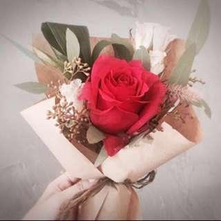 Mini Rose Bouquets