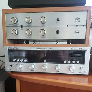 Tube Amplifier - Eico 2036