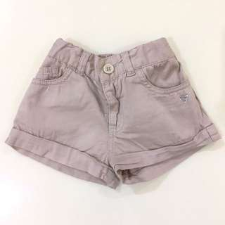 PONEY Khaki Shorts (6-12m)