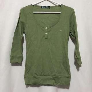 Green 3/4