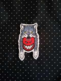 Monster Sticker (A2)