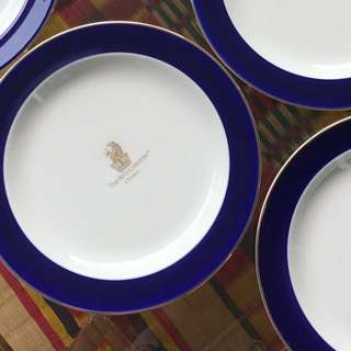 5Star The Ritz Carlton Hotel Plates set