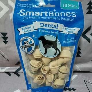 SMARTBONES DENTAL MINI 16pcs