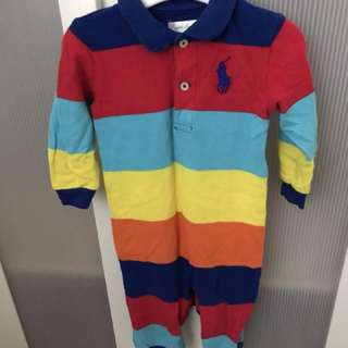 Authentic Ralph Lauren Romper