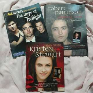 Twilight Saga: Magazines
