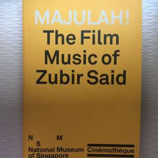 Films of Usmar Ismail/ Garin Nugroho and Zubir Said
