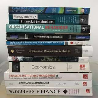 Business Finance and Management Textbook