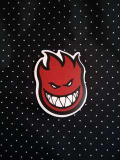 Monster Sticker (A3)