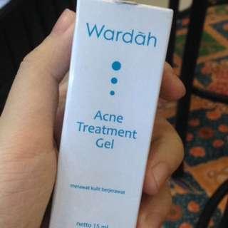 Wardah acne