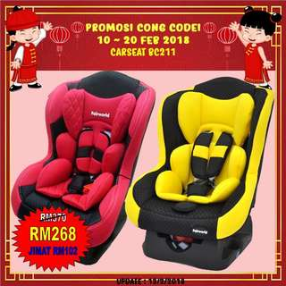 PROMOSI BABY CARSEAT