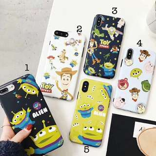 Toy Story Case (Iph only)