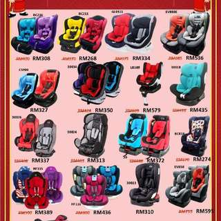 Carseat promotion CNY