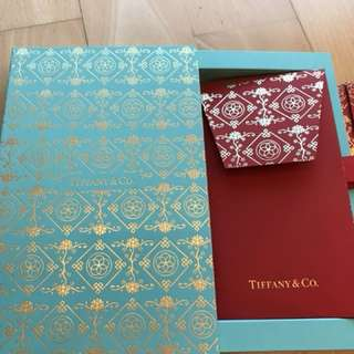 Tiffany red pockets