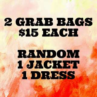 Dress Outerwear Grab Bag