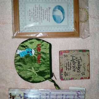 Frame, Bookmark, Wallet and others