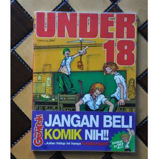 Under 18 by Zint