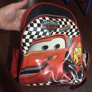 DISNEY CARS BAG