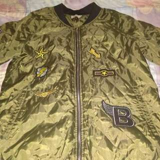 Bench Bomber Jacket