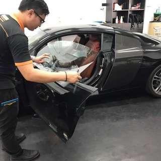 Solar Film For Car