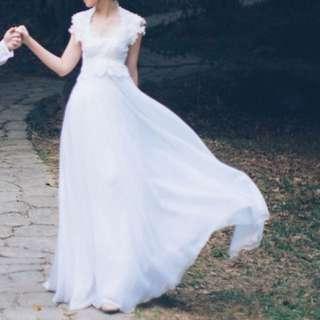 Vintage 婚紗 合外影 pre-wedding
