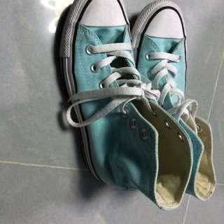 Converse 高筒鞋