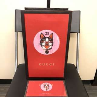 Gucci CNY Red Packets Ang Pao