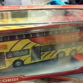 九巴 虎年 1998 富豪 奧林比安 Volvo Olympian AV278 HL831 Corgi 巴士 模型