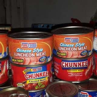Chunkee + Luncheon Set!!