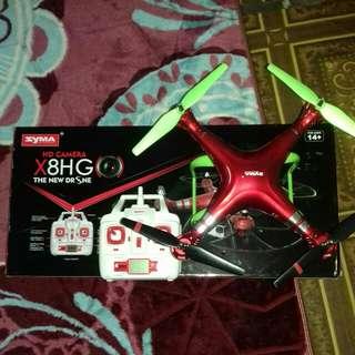 X8HG HD CAMERA SYMA DRONE