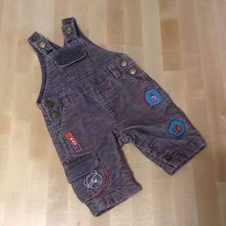 Baby Overall (0-3M)
